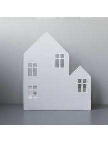 Светильник-домик Lyon белый