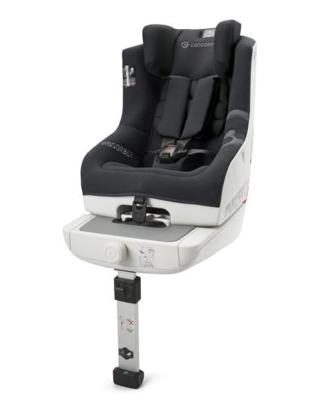 Детское автомобильное кресло Absorber XT Raven Black 2015