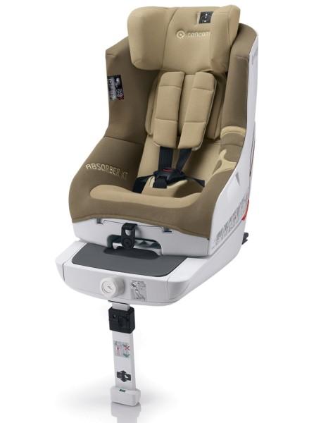 Детское автомобильное кресло Absorber XT Honey Beige