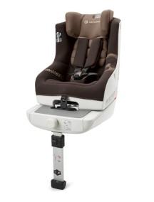 Детское автомобильное кресло Absorber XT Chocolate Brown 2015
