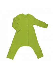 "Пижама на кнопках ""Зеленое яблоко"" (Бамбинизон)"