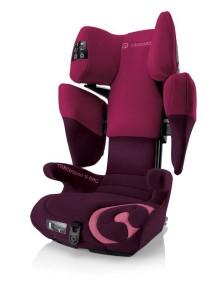 Автокресло детское Concord Transformer X-BAG Candy Pink 2014 (Конкорд Трансформер Икс-Бэг). Цвет Розовый. От 3 до 12 лет.