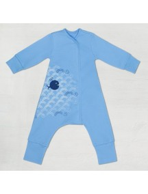 "Пижама на кнопках ""Ласковое море"" (Бамбинизон)"