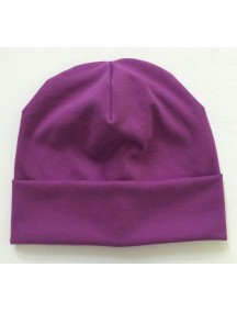 "Шапочка ""Фиолетовый"" (Бамбинизон)"