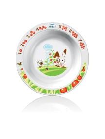 Philips AVENT Глубокая тарелка большая 6м+ (Филипс Авент)