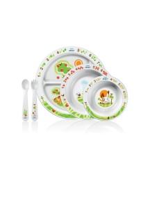Philips AVENT Набор посуды для малыша от 6 мес (Филипс Авент)