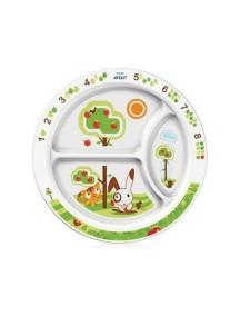 Philips AVENT Тарелка с разделителями для порций (от 12 мес) (Филипс Авент)