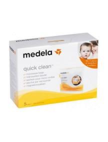 Medela Пакеты для стерилизации в микроволновой печи 5 шт. (Медела)