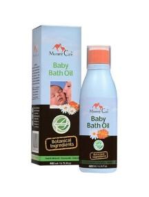 Mommy Care Baby Bath Oil Масло для ванны с календулой и ромашкой 400 мл. (Мами Кейр)