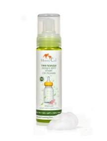 Mommy Care Natural Foaming Dish and Bottle Soap Натуральное мыло для бутылочек, сосок и молокоотсосов (Мами Кейр)