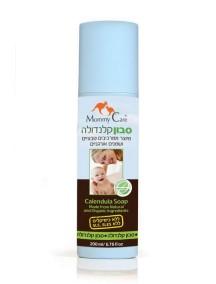 Mommy Care On Baby Bath time Shampoo Органический шампунь 200 мл (Мами Кейр)