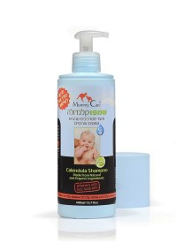 Mommy Care On Baby Bath time Shampoo Органический шампунь 400 мл (Мами Кейр)