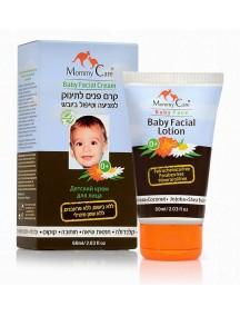 Mommy Care On Baby Facial Lotion Органический крем для лица 60 мл (Мами Кейр)