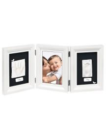 Рамочка тройная (белая) Baby Art