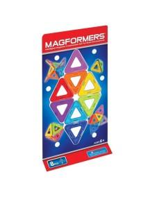 Магнитный конструктор MAGFORMERS 63085 Треугольники 8