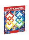 Магнитный конструктор MAGFORMERS 63086 Квадраты