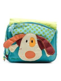 Собачка Джеф: дошкольный рюкзак А5 Lilliputiens (Бельгия)