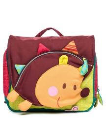 Ежик Симон: дошкольный рюкзак А5 Lilliputiens (Бельгия)