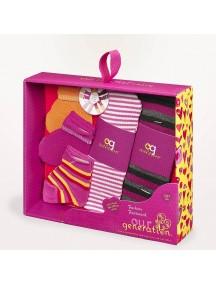 Носочки и колготки для куклы 46см в ассортименте Our Generation