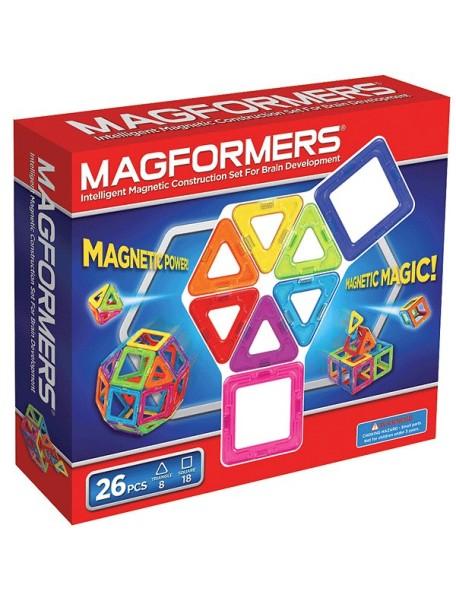 Магнитный конструктор MAGFORMERS 63087 26