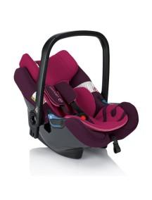 Автокресло детское Concord Air.Safe+Clip Candy Pink 2014 (Эир.Сейф+Клип). Цвет Розовый. От 0 до 1,5 лет.
