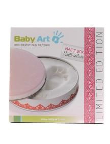 "Коробочка с отпечатком ""Мэджик Бокс"", розовый Baby Art"