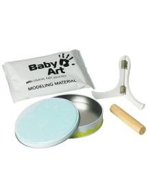 "Коробочка с отпечатком ""Мэджик Бокс"", голубой Baby Art"