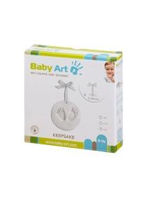 Подарок на память с отпечатком Baby Art