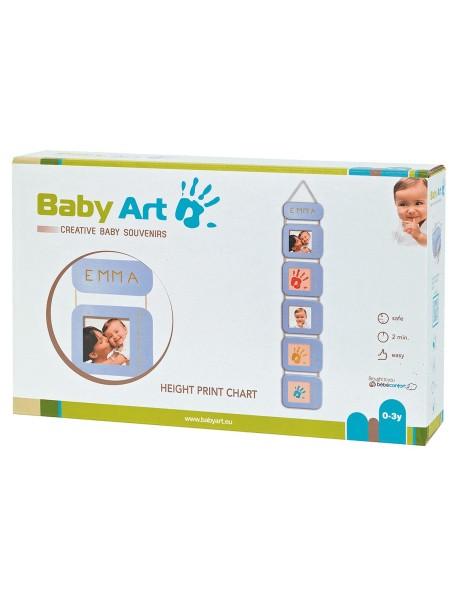 Ростомер с отпечатками Baby Art