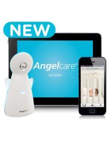 IP видеоняня с монитором дыхания для смартфонов Angelcare AC1200