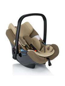 Автокресло детское Concord Air.Safe+Clip (Эир.Сейф+Клип). Цвет Бежевый. От 0 до 1,5 лет.