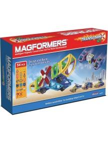 Магнитный конструктор MAGFORMERS 63089 Transform Set (Трансформеры)