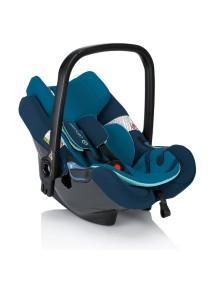Автокресло детское Concord Air.Safe+Clip Aqua Blue 2014 (Эир.Сейф+Клип). Цвет Голубой. От 0 до 1,5 лет.