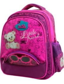 Детский школьный рюкзак De Lune 50-01 Розовый