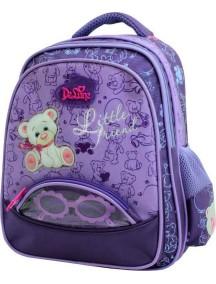 Детский школьный рюкзак De Lune 50-01 Фиолетовый