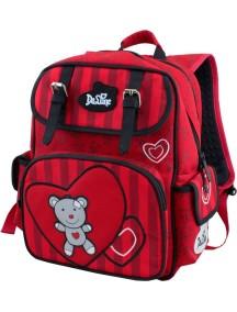 Детский школьный рюкзак De Lune 51-01 Красный
