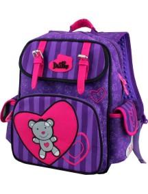 Детский школьный рюкзак De Lune 51-01 Фиолетовый