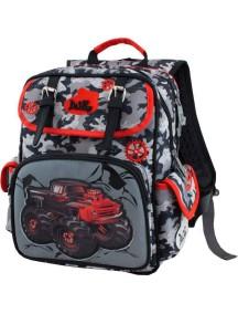 Детский школьный рюкзак De Lune 51-04 Оранжевый