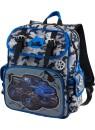 Детский школьный рюкзак De Lune 51-04 Синий