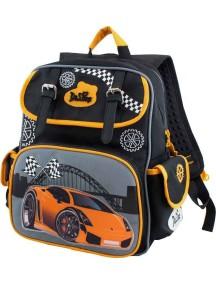 Детский школьный рюкзак De Lune 51-05 Желтый