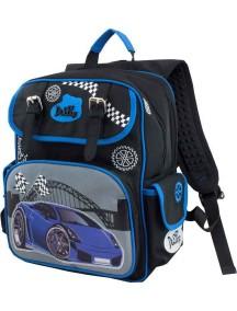 Детский школьный рюкзак De Lune 51-05 Синий