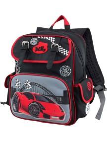 Детский школьный рюкзак De Lune 51-05 Красный