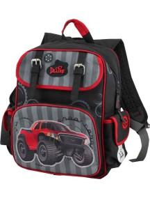 Детский школьный рюкзак De Lune 51-06 Красный