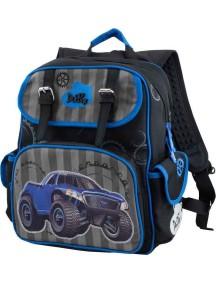 Детский школьный рюкзак De Lune 51-06 Синий