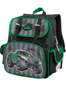 Детский школьный рюкзак De Lune 51-06 Зеленый