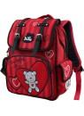 Детский школьный рюкзак De Lune 52-01 Красный