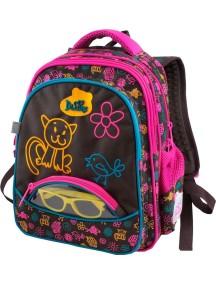 Детский школьный рюкзак De Lune 54-02 Кошка