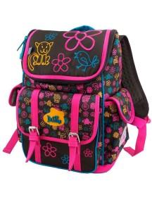 Детский школьный рюкзак De Lune 53-01 Кошка
