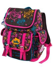 Детский школьный рюкзак De Lune 53-01 Филин