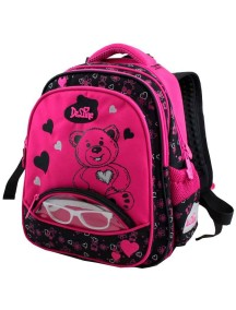 Детский школьный рюкзак De Lune 54-01 Розовый